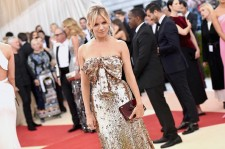 Sienna Miller attends the 'Manus x Machina: Fashion In An Age Of Technology' Costume Institute Gala at Metropolitan Museum of Art on May 2, 2016 in New York City.