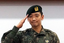 Rain was found to have violated the terms of his mandatory military service earlier this year.