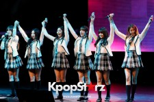 GFriend At The Metro Toronto Convention Centre