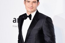 Orlando Bloom arrives at amfAR's 23rd Cinema Against AIDS Gala at Hotel du Cap-Eden-Roc on May 19, 2016 in Cap d'Antibes, France