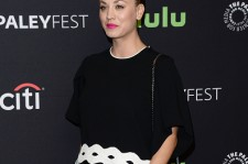 Actress Kaley Cuoco arrives at The Paley Center For Media's 33rd Annual PALEYFEST Los Angeles 'The Big Bang Theory' at Dolby Theatre on March 16, 2016 in Hollywood, California.