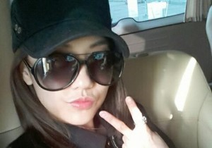 miss A Fei Reveals Chic All Black Outfit, 'Classy'