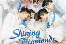 Seventeen Kicks Off 'Seventeen 1st Asia Pacific Tour - Shining Diamonds 2016' In Singapore On August 13