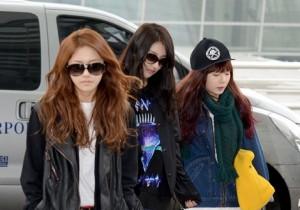 Airport Fashion: 4Minute Leaving to Kuala Lumpur, Malaysia