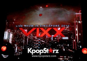 VIXX Puts Up An Energetic Show In Singapore [PHOTOS]