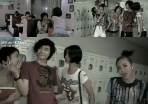 lee jong suk 2ne1 music video