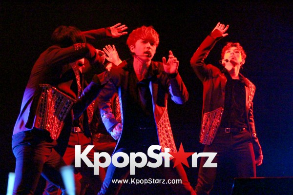 VIXX At Toronto Kpop Con 2016key=>1 count18