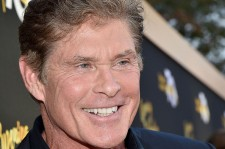 Actor David Hasselhoff attends the Television Academy's 70th Anniversary Gala on June 2, 2016 in Los Angeles, California.