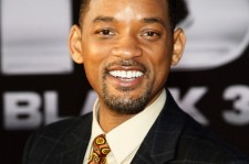 Will Smith arrives for the Men In Black 3 Germany Premiere at O2 World on May 14, 2012 in Berlin, Germany