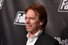 Producer Jerry Bruckheimer attends the Fallout 4 video game launch event in downtown Los Angeles on November 5, 2015 in Los Angeles, California