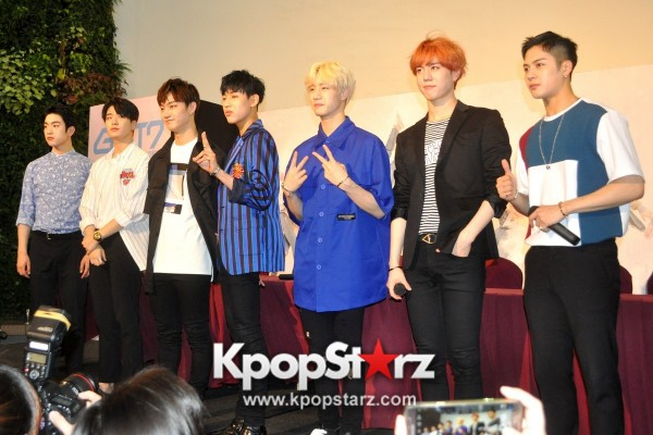 GOT7 Meets The Press And Fans in Singapore [PHOTOS]key=>0 count31