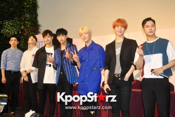 GOT7 Meets The Press And Fans in Singapore [PHOTOS]key=>1 count31