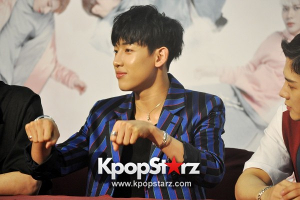 GOT7 Meets The Press And Fans in Singapore [PHOTOS]key=>8 count31