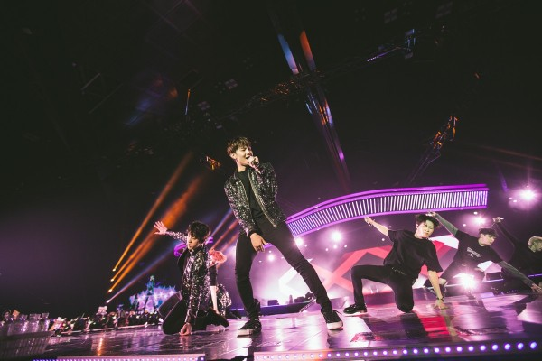 GOT7 Successfully Holds Their First Concert In Singapore [PHOTOS]key=>1 count15