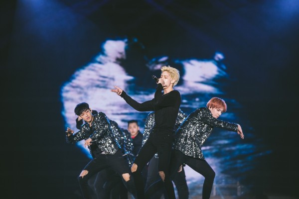 GOT7 Successfully Holds Their First Concert In Singapore [PHOTOS]key=>5 count15