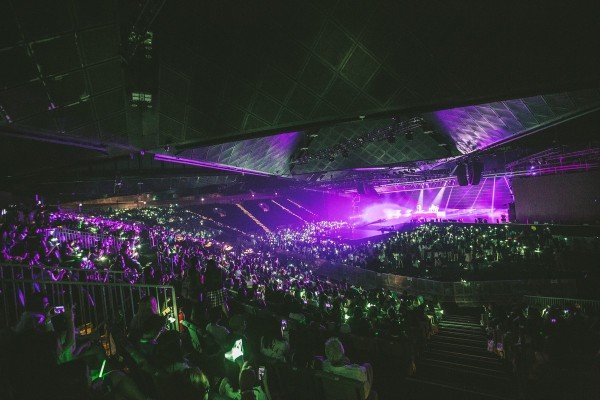 GOT7 Successfully Holds Their First Concert In Singapore [PHOTOS]key=>7 count15