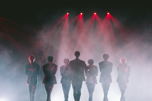 GOT7 Successfully Holds Their First Concert In Singapore [PHOTOS]key=>12 count15