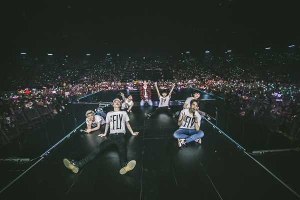 GOT7 Successfully Holds Their First Concert In Singapore [PHOTOS]key=>14 count15