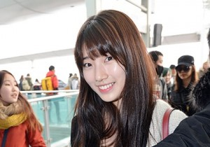Airport Fashion: Miss A Leaving for Golden Disk Awards in Kuala Lumpur, Malaysia