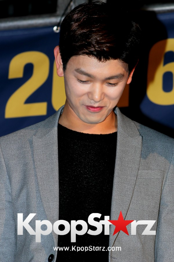 Eric Nam On KCON NY Red Carpet At The Prudential Center - June, 25 2016 [PHOTOS]key=>10 count12