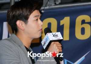 Eric Nam On KCON NY Red Carpet At The Prudential Center - June, 25 2016 [PHOTOS]