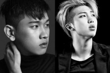 Rap Monster and Crush