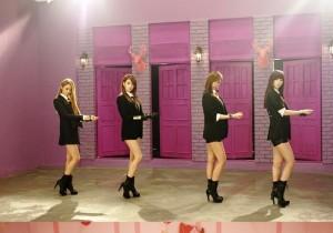 Nine Muses 'Dolls' MV Spoiler Cuts revealed, 'Sexy Vs. Cute'