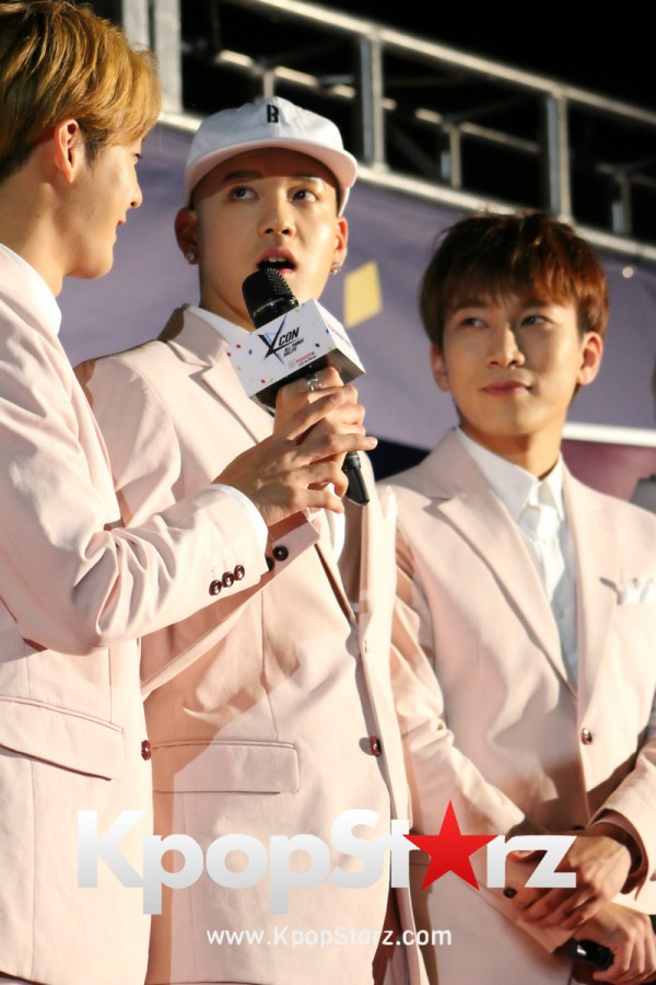 BTOB On KCON NY Red Carpet At The Prudential Center - June, 24 2016key=>16 count36