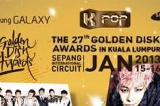 '27th Golden Disk Awards' Winners Revealed for Day 2
