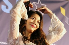 Ailee On KCON NY Red Carpet At The Prudential Center - June, 24 2016