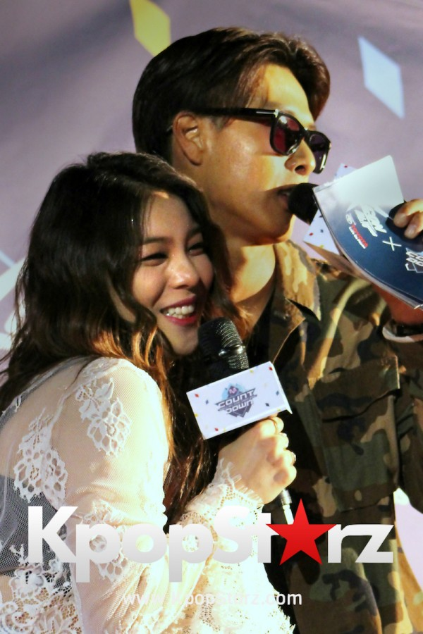 Ailee On KCON NY Red Carpet At The Prudential Center - June, 24 2016key=>22 count25