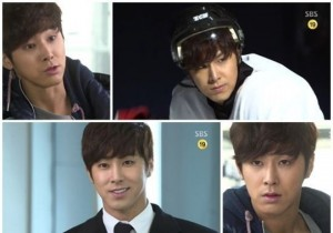 TVXQ Yunho's First Appearance on 'Queen of Ambition as Ice Hockey Player
