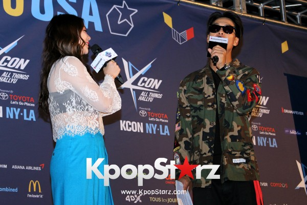 Ailee On KCON NY Red Carpet At The Prudential Center - June, 24 2016 [PHOTOS] key=>23 count25