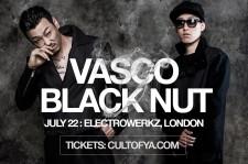 Vasco Black Nut concert