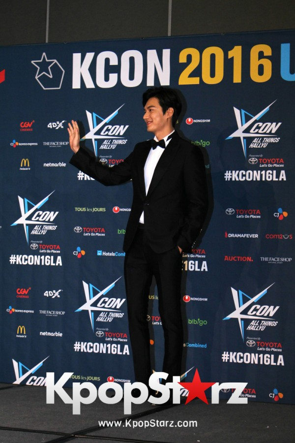 Lee Min Ho On Kcon LA Red Carpet - July, 30th 2016 [PHOTOS]key=>3 count15