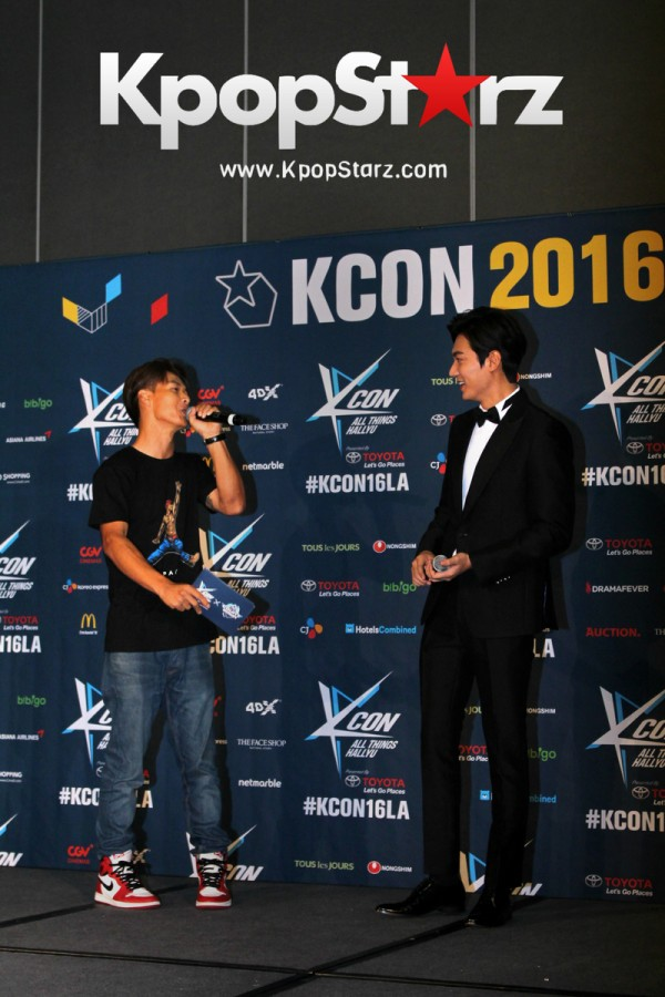 Lee Min Ho On Kcon LA Red Carpet - July, 30th 2016 [PHOTOS]key=>12 count15