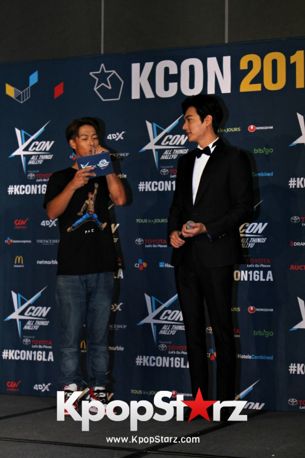 Lee Min Ho On Kcon LA Red Carpet - July, 30th 2016 [PHOTOS]key=>13 count15