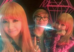 Girls' Generation Yuri-Tiffany Transform into Blonde Goddesses, 'Twin Beauties'