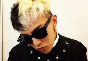 Big Bang G-Dragon Reveals 'Salt and Pepper' Hairstyle, 'Luxurious Fashionista'