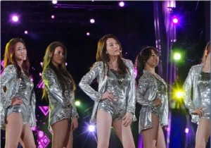 KARA Shows off Swimsuit Costumes, 'Who has the Best Body?'
