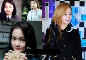 lee hi before and after debut