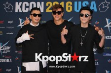 Turbo On Kcon LA Red Carpet - July, 30th 2016 [PHOTOS]