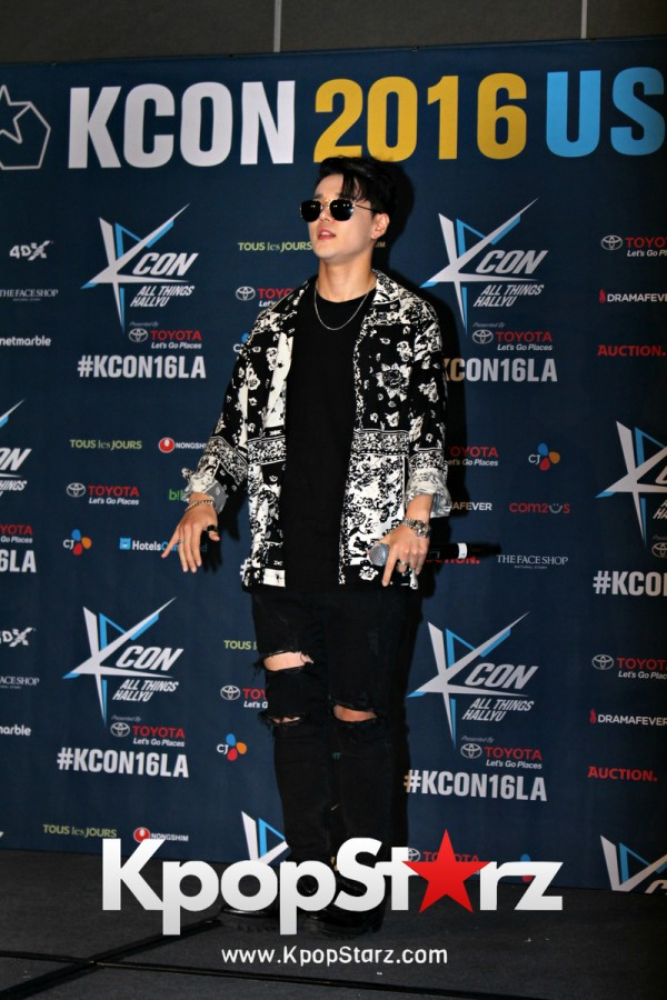Dean On Kcon LA Red Carpet - July, 30th 2016 [PHOTOS] key=>3 count19