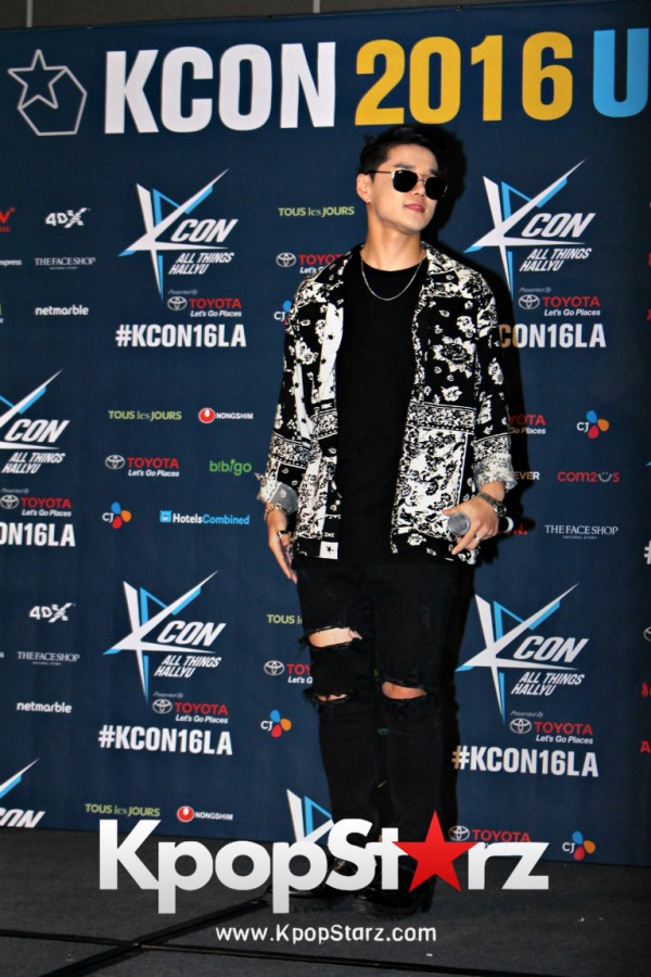 Dean On Kcon LA Red Carpet - July, 30th 2016 [PHOTOS] key=>8 count19