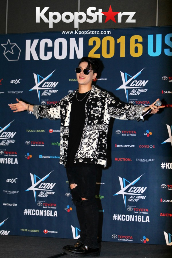 Dean On Kcon LA Red Carpet - July, 30th 2016 [PHOTOS] key=>9 count19
