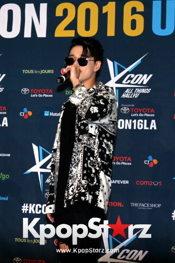 Dean On Kcon LA Red Carpet - July, 30th 2016 [PHOTOS] key=>12 count19