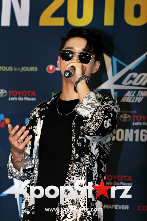 Dean On Kcon LA Red Carpet - July, 30th 2016 [PHOTOS] key=>13 count19