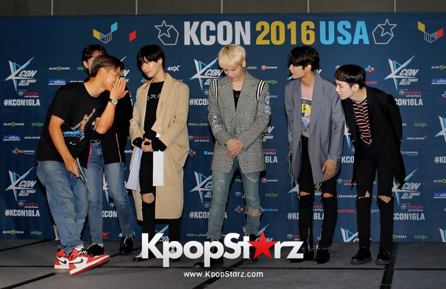 SHINee On Kcon LA Red Carpet - July, 30th 2016 [PHOTOS] key=>7 count55