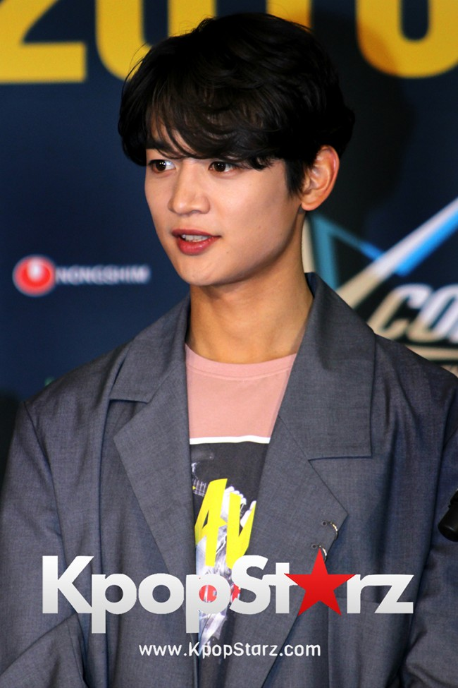 SHINee On Kcon LA Red Carpet - July, 30th 2016 [PHOTOS] key=>33 count55
