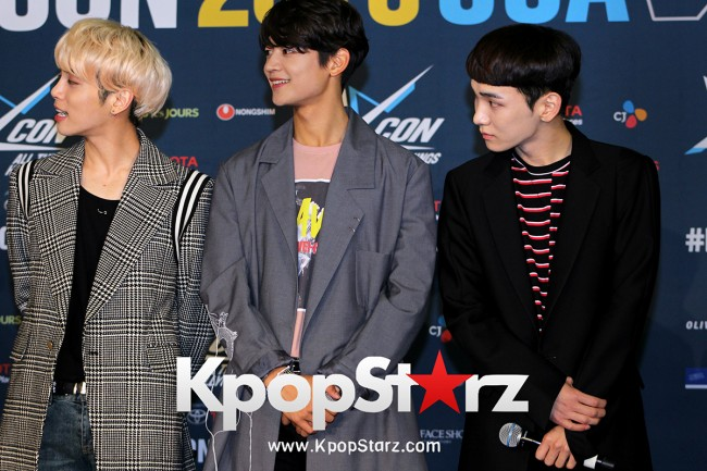 SHINee On Kcon LA Red Carpet - July, 30th 2016 [PHOTOS] key=>35 count55